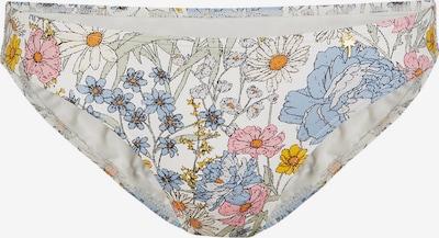 O'NEILL Bikinihose in rauchblau / goldgelb / grau / hellpink / weiß, Produktansicht