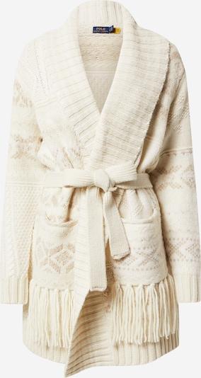 Polo Ralph Lauren Knit Cardigan in Cream / White, Item view