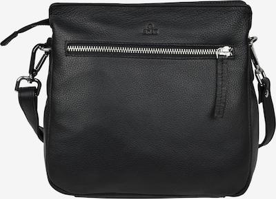 ADAX Umhängetasche 'Alfrida' in schwarz, Produktansicht