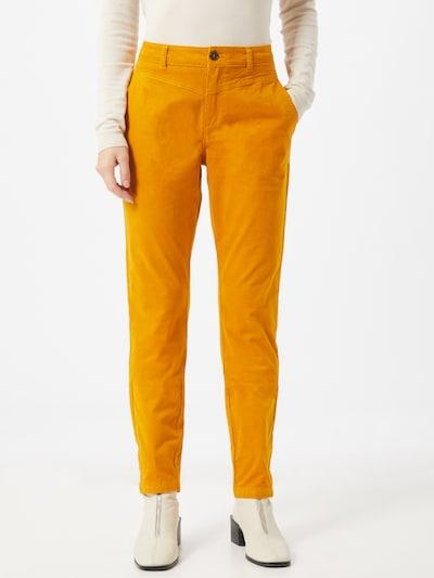 s.Oliver Kalhoty - tmavě žlutá, Model/ka