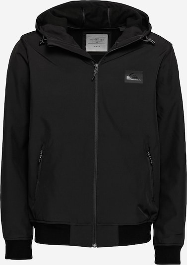 QUIKSILVER Sportjas 'BROOKSBONDED' in de kleur Zwart, Productweergave