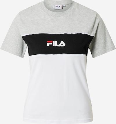 Tricou 'ANOKIA' FILA pe gri deschis / negru / alb, Vizualizare produs