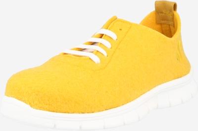 thies Sneaker '8000-A' in gelb, Produktansicht