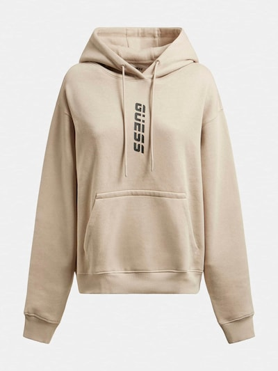 GUESS Sweatshirt in beige, Produktansicht