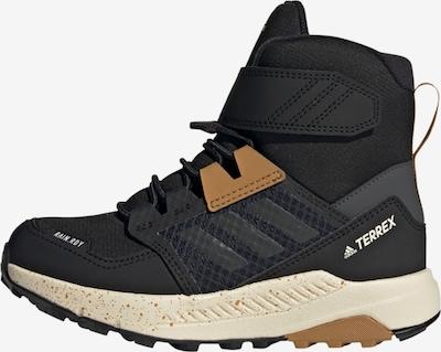 adidas Terrex Boots 'TERREX Trailmaker' in de kleur Bruin / Grijs / Zwart / Wit, Productweergave