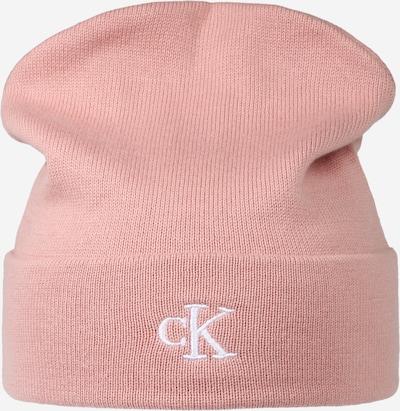 Calvin Klein Jeans Mütze in pink, Produktansicht