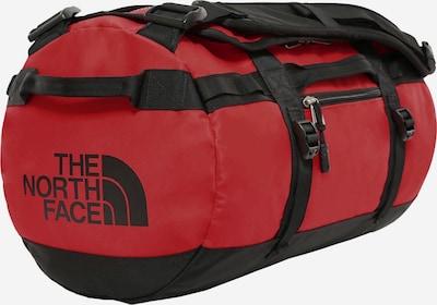 THE NORTH FACE Sporttasche 'Base Camp' in rot / schwarz, Produktansicht