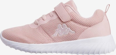 KAPPA Sneaker in rosa / weiß, Produktansicht