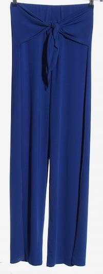 Voyelles Stoffhose in M in blau, Produktansicht