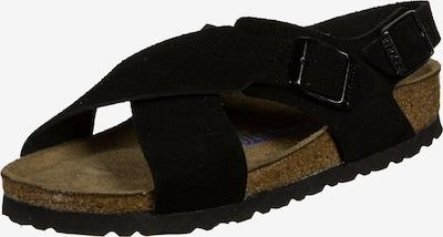BIRKENSTOCK Sandaal 'Tulum' in de kleur Zwart, Productweergave