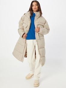 Sixth June zimný kabát v béžovej farbe