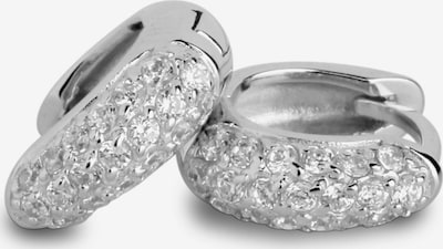 Nana Kay Earrings 'Simply Essentials' in Silver / White, Item view