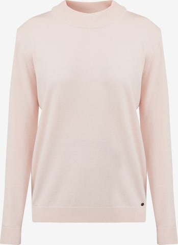 Finn Flare Pullover in Pink