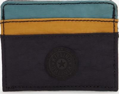 KIPLING Wallet 'Cardy' in Night blue / Yellow / Jade, Item view