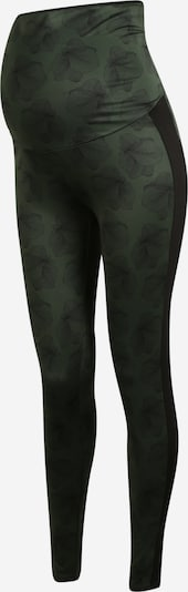 Noppies Leggings in grün / schwarz, Produktansicht