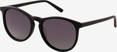 Pilgrim Solglasögon 'Sahara' i svart, Produktvy