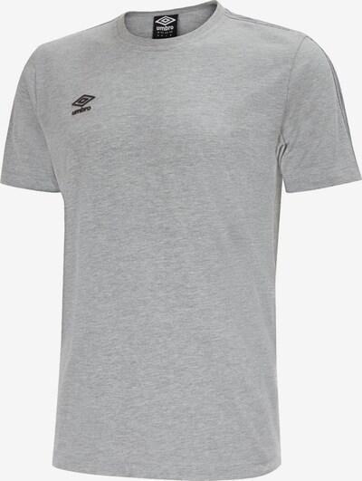 UMBRO T-Shirt in grau, Produktansicht