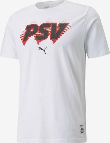 PUMA Shirt in Weiß