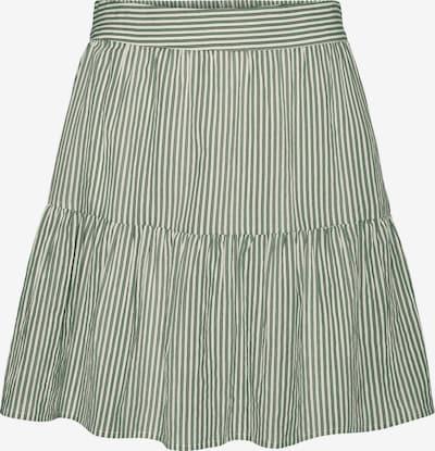 VERO MODA Sukňa 'Annabelle' - smaragdová / šedobiela, Produkt