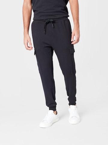 True Religion Cargo Pants in Black