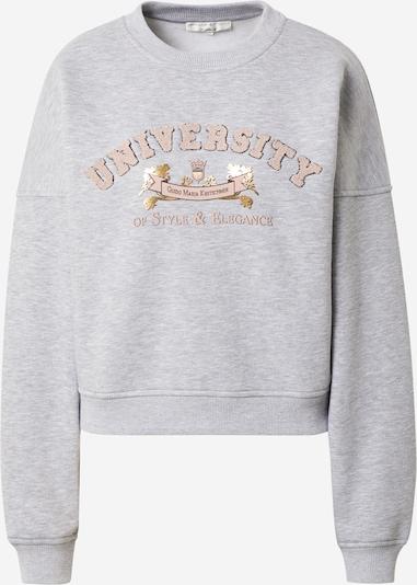 Guido Maria Kretschmer Collection Sweatshirt 'Tela' in graumeliert, Produktansicht