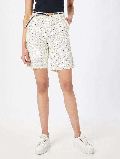 ESPRIT Kalhoty - velbloudí / námořnická modř / offwhite, Model/ka