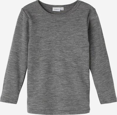 NAME IT Shirt in grau, Produktansicht
