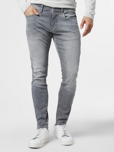 G-Star RAW Jeans 'Revend' in de kleur Grijs, Modelweergave
