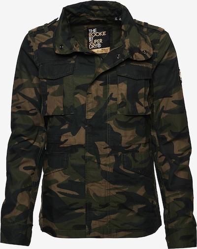 Superdry Jacke in khaki, Produktansicht