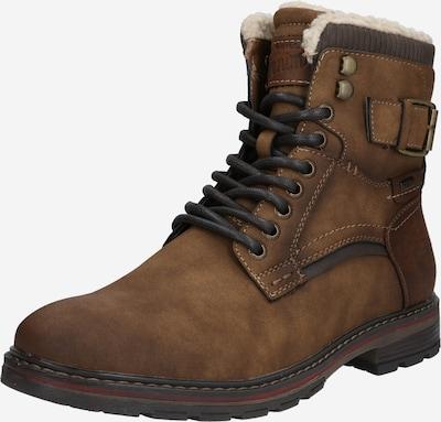 Suvarstomieji batai iš TOM TAILOR DENIM , spalva - mokos spalva, Prekių apžvalga