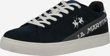 La Martina Sneakers in Blue