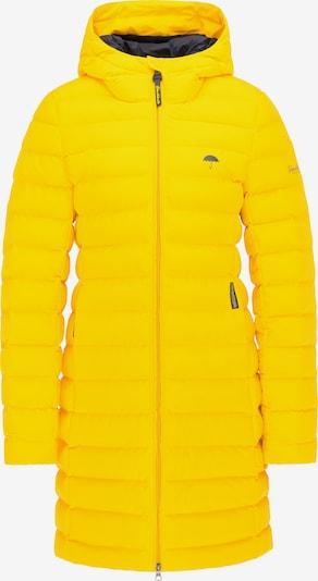 Schmuddelwedda Płaszcz zimowy w kolorze żółtym, Podgląd produktu