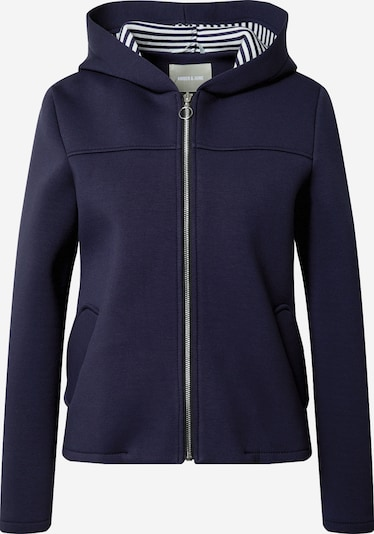 Amber & June Between-season jacket in Dark blue, Item view