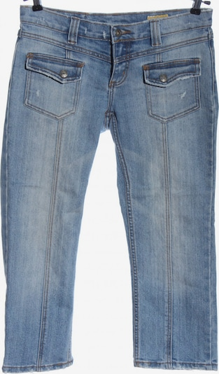 Authentic Style 7/8 Jeans in 29 in blau, Produktansicht