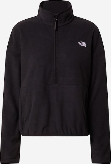 THE NORTH FACE Sportsweatshirt in schwarz / weiß, Produktansicht