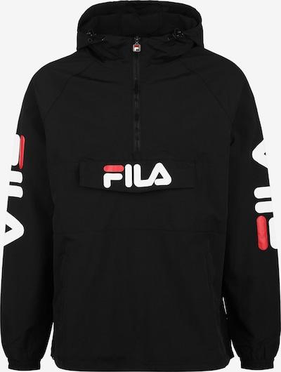 FILA Tussenjas 'Bianco' in de kleur Rood / Zwart / Wit, Productweergave