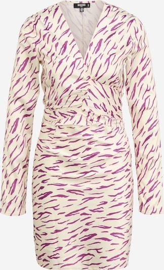 Missguided Tall Φόρεμα σε κρεμ / λιλά, Άποψη προϊόντος