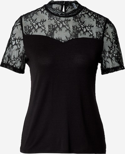 PIECES Blouse 'PINA' in Black, Item view