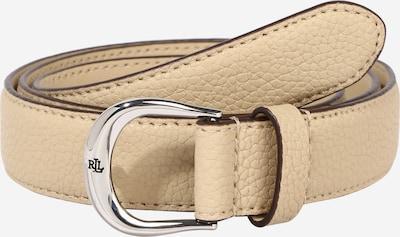 Cintura 'Kenton 25' Lauren Ralph Lauren di colore beige, Visualizzazione prodotti