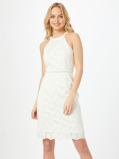 VILA Kleid 'VIEMMIE' in weiß, Modelansicht