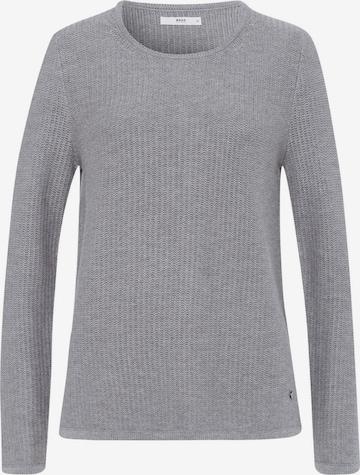 BRAX Pullover 'Liz' in Grau