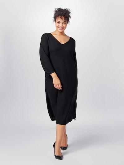 fekete Esprit Curves Ruha: Elölnézet