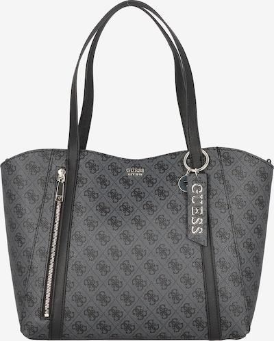 Shopper 'Naya' GUESS di colore grigio basalto / nero, Visualizzazione prodotti