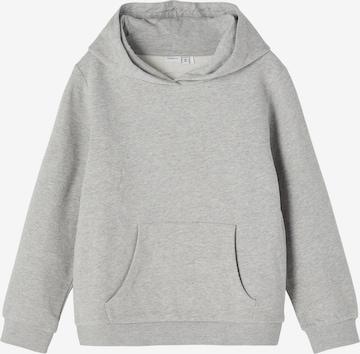 Sweat-shirt 'Lena' NAME IT en gris