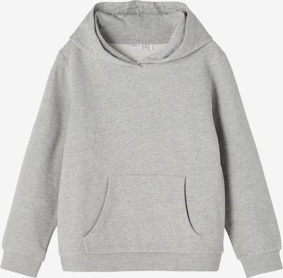 NAME IT Sportisks džemperis 'Lena', krāsa - raibi pelēks, Preces skats