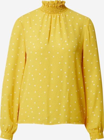 VILA Blouse 'Dotties' in Yellow / White, Item view