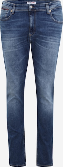 Tommy Jeans Plus Jeans in blue denim, Produktansicht