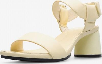 CAMPER Sandalen in hellgelb, Produktansicht
