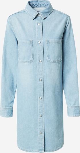 Abito camicia Calvin Klein Jeans di colore blu chiaro, Visualizzazione prodotti