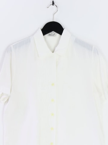 Miss H. Blouse & Tunic in S in White